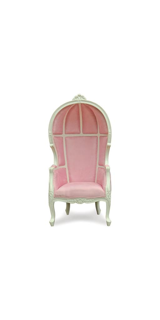 MINI LISA CHAIR PINK 1200